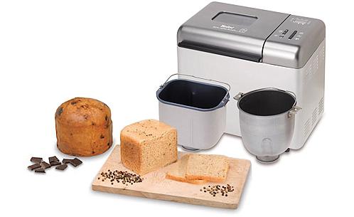 aparate de pâine cu 2 cuve, una clasica şi una rotundă