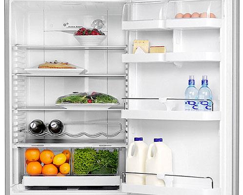 compartimentarea interioara a combinei frigorifice