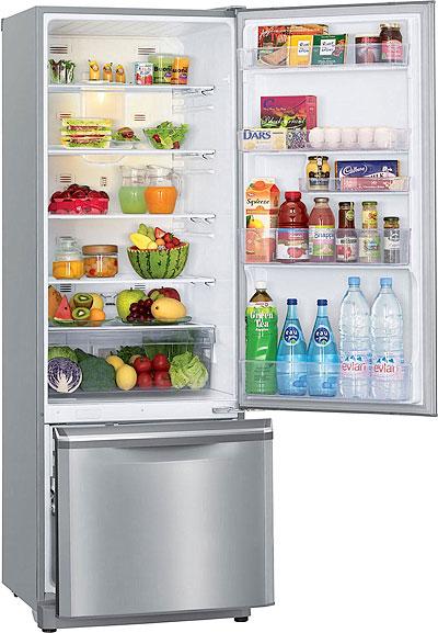 combina frigorifica cu compartimentul congelator jos