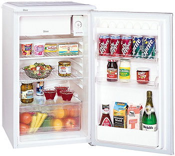 frigider mic, cu o singura usa