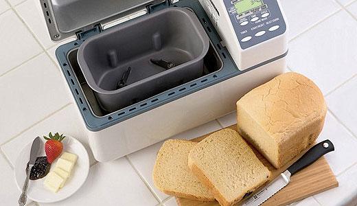 Aparatul de preparat pâine