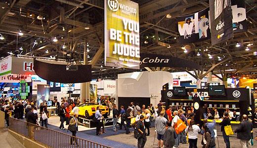 Consumer Electronics Show 2012