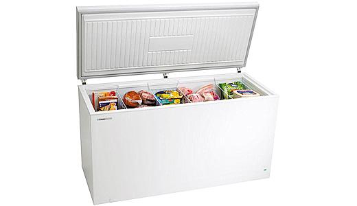 Congelatorul și lada frigorifică