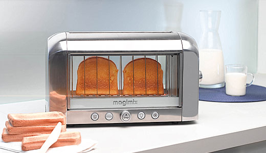 Aparatele de prăjit pâine - toastere