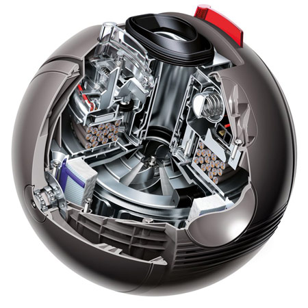 Sfera aspiratorului Dyson DC39
