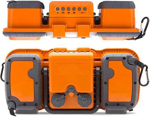 Eco Terra iPhone Boombox