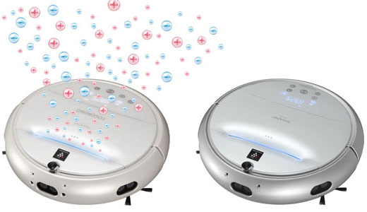 Aspiratoare autonome Sharp Cocorobo