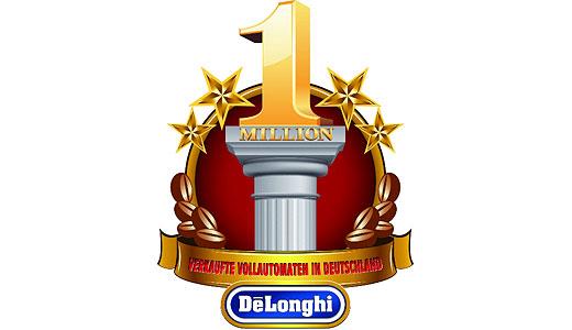 De'Longhi 1 milion