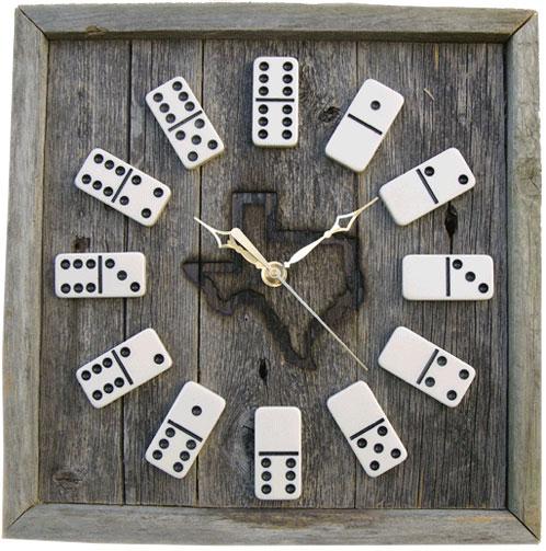 ceas perete artizanal lemn vechi