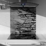 protectie stropire perete bucatarie