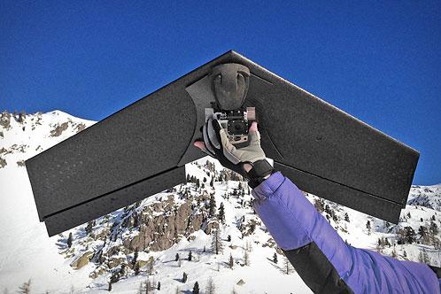 Drona camere video GoPro Hero