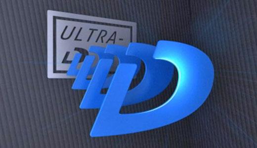 StreamTV UltraD logo