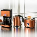 Set mic dejun Nobilis Copper Style