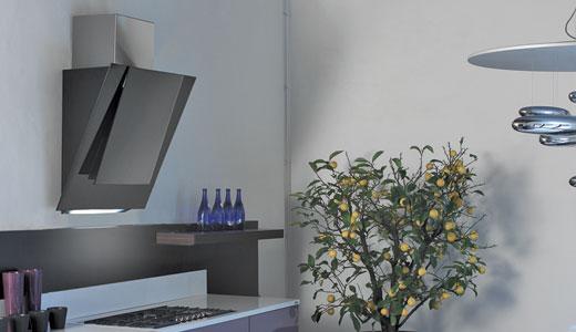 Hote de bucatarie silentioase cu tehnologie NRS