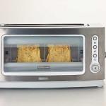 prajitor paine cu fereastra transparenta