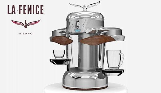 Filtru-espressor de cafea cu inductie