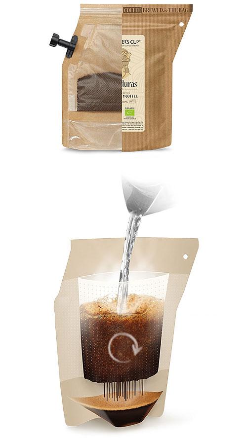 functionarea filtrului de cafea de unica folosinta