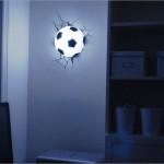 lumina de veghe minge fotbal