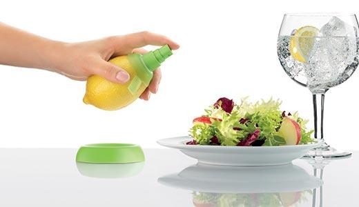 Pulverizator spray zeamă de lămâie, citrice