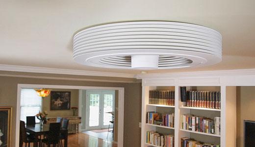 Ventilator de tavan fara pale