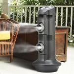 Ventilator cu apă portabil