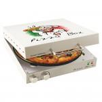 mic cuptor electric de pizza in forma de cutie de pizza