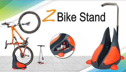 stand suport vertical biciclete