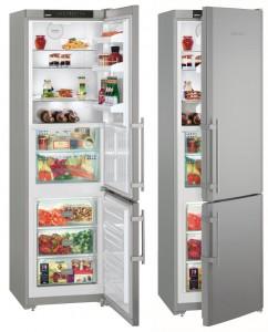 Cea mai economica combina frigorifica, Liebherr CBPesf 4043