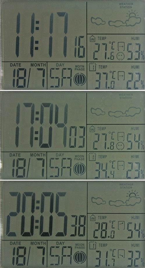 afisaj statie meteorologica